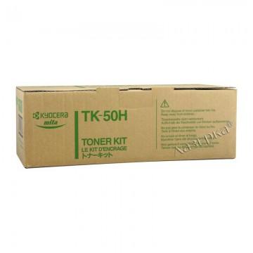 Kyocera TK-50H | 370QA0KX оригинальный тонер картридж - черный, 15000 стр