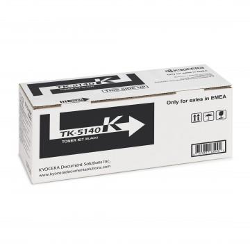 Kyocera TK-5140K | 1T02NR0NL0 оригинальный тонер картридж - черный, 7000 стр