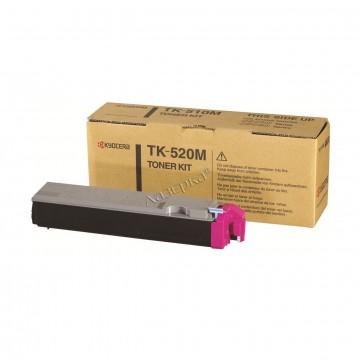Kyocera TK-520M | 1T02HJBEU0 оригинальный тонер картридж - пурпурный , 4000 стр