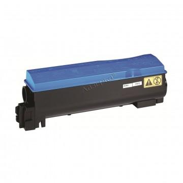Kyocera TK-550C | 1T02HMCEU0 оригинальный тонер картридж - голубой , 6000 стр