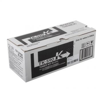 Kyocera TK-590K | 1T02KV0NL0 оригинальный тонер картридж - черный, 7000 стр