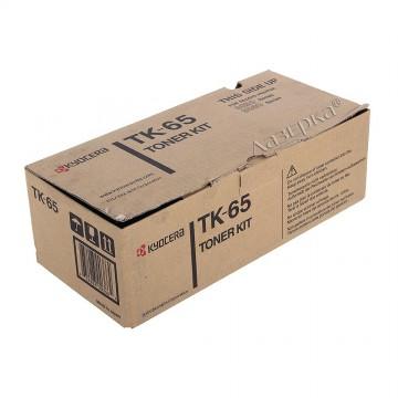 Kyocera TK-65 | 30370QD0KX оригинальный тонер картридж - черный, 20000 стр