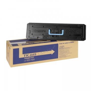 Kyocera TK-665 | 1T02KP0NL0 оригинальный тонер картридж - черный, 55000 стр