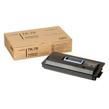 Kyocera TK-70 | 30370AC010 оригинальный тонер картридж - черный, 40000 стр