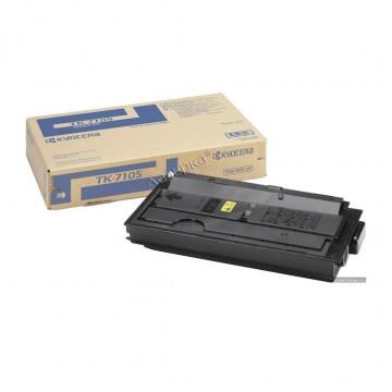 Kyocera TK-7105 | 1T02P80NL0 оригинальный тонер картридж - черный, 20000 стр
