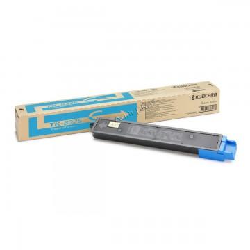 Kyocera TK-8325C | 1T02NPCNL0 оригинальный тонер картридж - голубой, 12000 стр