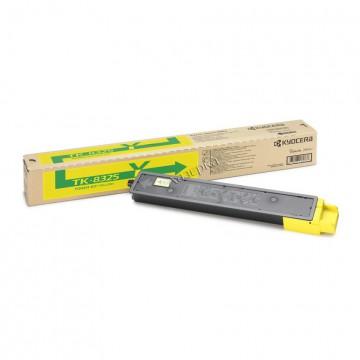 Kyocera TK-8325Y | 1T02NPANL0 оригинальный тонер картридж - желтый , 12000 стр