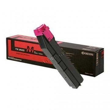 Kyocera TK-8505M | 1T02LCBNL0 оригинальный тонер картридж - пурпурный , 20000 стр