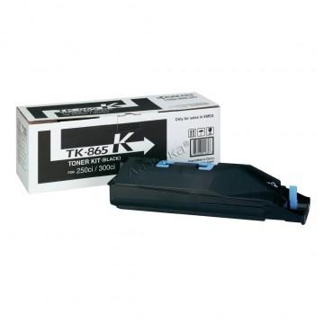 Kyocera TK-865K | 1T02JZ0EU0 оригинальный тонер картридж - черный, 20000 стр