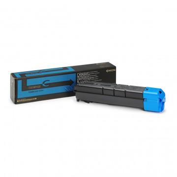 Kyocera TK-8705C | 1T02K9CNL0 оригинальный тонер картридж - голубой , 30000 стр