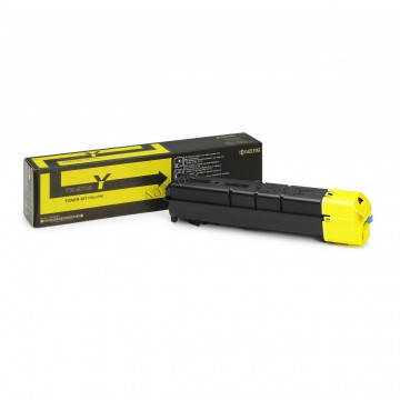 Kyocera TK-8705Y | 1T02K9ANL0 оригинальный тонер картридж - желтый, 30000 стр