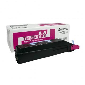 Kyocera TK-880M | 1T02KABNL0 оригинальный тонер картридж - пурпурный , 18000 стр