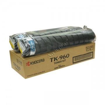 Kyocera TK-960 | 1T05JG0NL0 оригинальный тонер картридж - черный, 2400 м