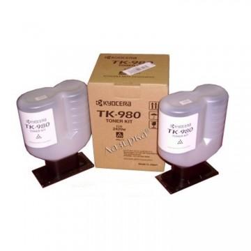 Kyocera TK-980 | 1T05J00NL0 оригинальный тонер картридж - черный, 2400 м