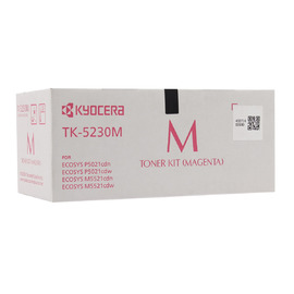 TK-5230M Magenta | 1T02R9BNL0 тонер картридж Kyocera, 2200 стр., пурпурный