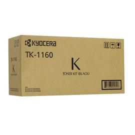TK-1160 | 1T02RY0NL0 тонер картридж Kyocera, 7200 стр., черный