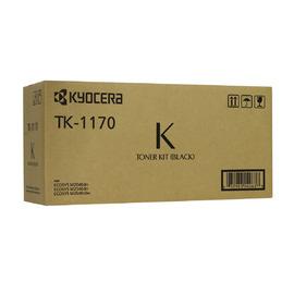 TK-1170 оригинальный лазерный тонер картридж Kyocera черный, ресурс - 7200 страниц