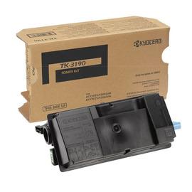 TK-3190 оригинальный лазерный тонер картридж Kyocera черный, ресурс - 25000 страниц