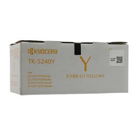TK-5240Y Yellow | 1T02R7ANL0 тонер картридж Kyocera, 3000 стр., желтый