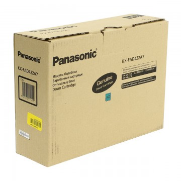 Panasonic KX-FAD422A Drum оригинальный фотобарабан - черный, 18000 стр