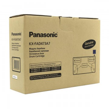 Panasonic KX-FAD473A Drum оригинальный фотобарабан - черный, 10000 стр