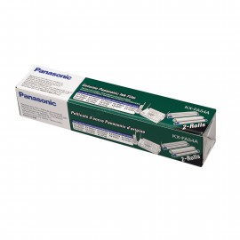 KX-FA54A Thermofilm факсовая плёнка Panasonic, 2 * 35м, черный