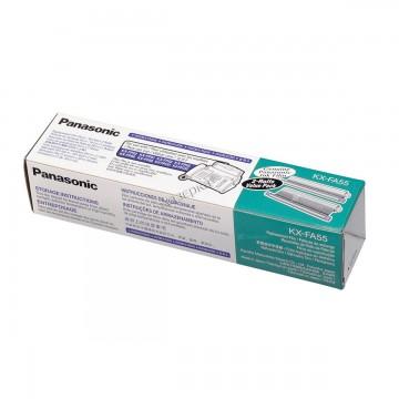Panasonic KX-FA55A оригинальная факсовая плёнка - черный, 2 x 55м