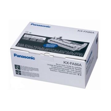KX FA86A7 оригинальный фотобарабан лазерный Panasonic черный, ресурс - 10000 страниц