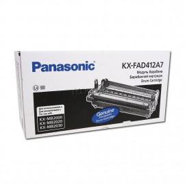 KX-FAD412A Drum фотобарабан Panasonic, 6000 стр., черный