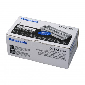 KX FAD89A7 оригинальный фотобарабан лазерный Panasonic черный, ресурс - 10000 страниц