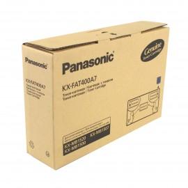 KX FAT400A7 оригинальный лазерный картридж Panasonic черный, ресурс - 1800 страниц