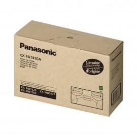 KX FAT410A7 оригинальный лазерный картридж Panasonic черный, ресурс - 2500 страниц