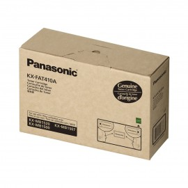 KX-FAT410A Toner Black тонер картридж Panasonic, 2500 стр., черный
