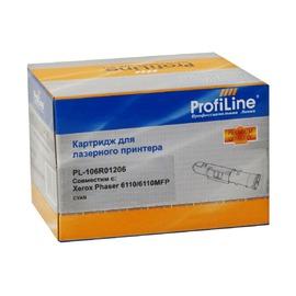 106R01206 совместимый картридж Profiline (PL) голубой