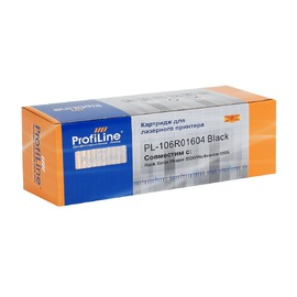 Profiline PL-106R01604 совместимый картридж, аналог Xerox 106R01604 черный 3000 страниц