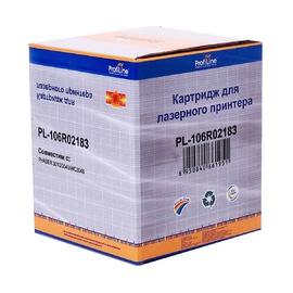 Profiline PL-106R02183 совместимый картридж, аналог Xerox 106R02183 черный 2300 страниц