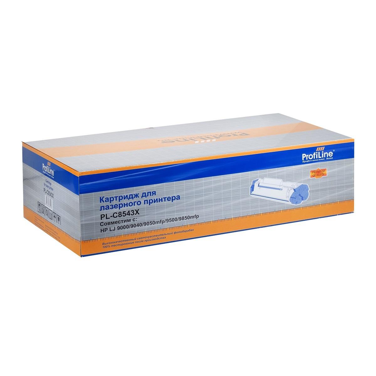 Картридж ProfiLine PL-MLT-D101S / PL-MLT-101S for Samsung ML2161/2156/2160W/2165W/2167/2168W/SCX3400/3405/3407/3400F/3405F/3400FW/3405W/F760P/760 1500 копий