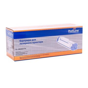 ProfiLine PL_CB540A/716_BK совместимый лазерный картридж 125A Black | CB540A - черный, 2200 стр