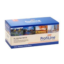 Profiline PL-CE278A/726/728 совместимый картридж, аналог HP CE278A черный 2100 страниц