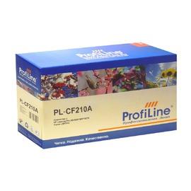 ProfiLine 131A Black | CF210A совместимый лазерный картридж, 1600 стр., черный