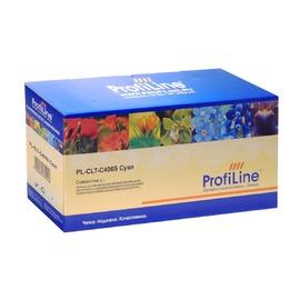 ProfiLine CLT-C406S Cyan | ST986A совместимый лазерный картридж, 1500 стр., голубой