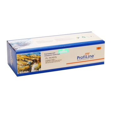 ProfiLine PL_TN-1075 совместимый тонер картридж TN-1075 - черный, 1000 стр