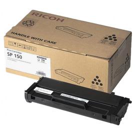 SP 150HE Black | 408010 тонер картридж Ricoh, 1500 стр., черный