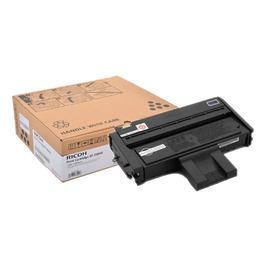 SP 200HE оригинальный тонер картридж Ricoh черный, ресурс - 2600 страниц