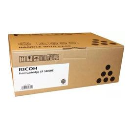 SP 3400HE | 407648 тонер картридж Ricoh, 5000 стр., черный