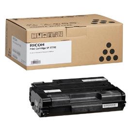SP 377XE оригинальный тонер картридж Ricoh черный, ресурс - 6400 страниц