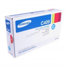 CLT-C409S Cyan | SU007A тонер картридж Samsung, 1000 стр., голубой