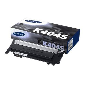 Samsung CLT-K404S | SU108A оригинальный тонер картридж - черный, 1500 стр