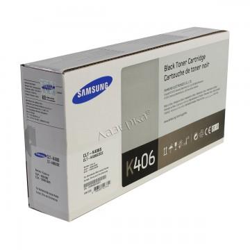 CLT K406S лазерный тонер картридж Samsung чёрный