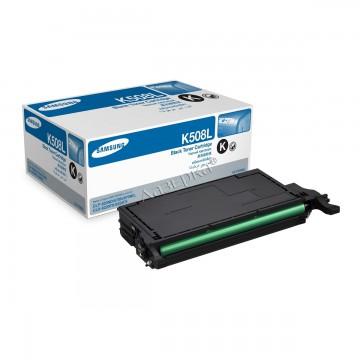 Samsung CLT-K508L | SU191A оригинальный тонер картридж - черный, 5000 стр